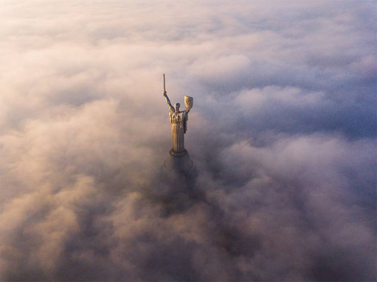 Best Photos Are Taken From Above (25 pics)
