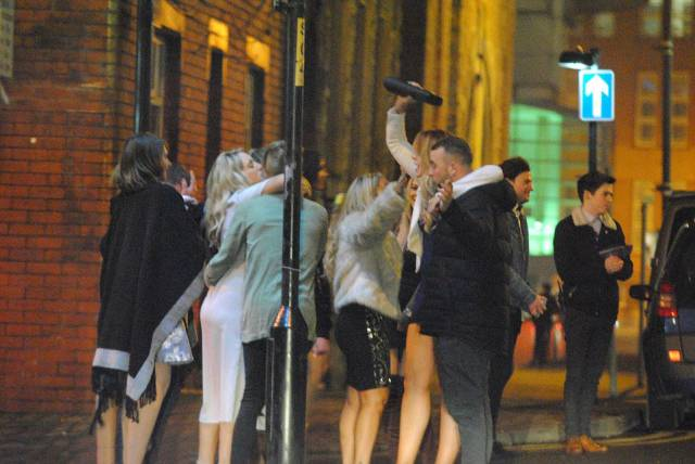 Brits Show The World How To Party With Their Black Eye Friday And Mad Saturday (43 pics)