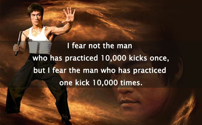 Bruce Lee Biography and Quotes | 16 Motivational Quotes