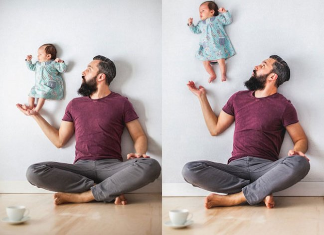 6 Awesome Dads Who Took Fatherhood To A Whole New Level