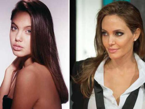Hollywood Celebrities 'Then and Now' - (24 Pics)