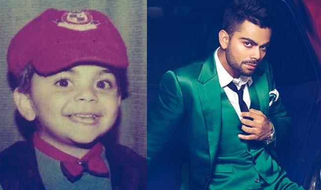 Childhood Photos Of Your Favourite Indian Cricketers