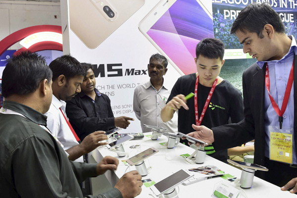 China Products Exhibition in Delhi