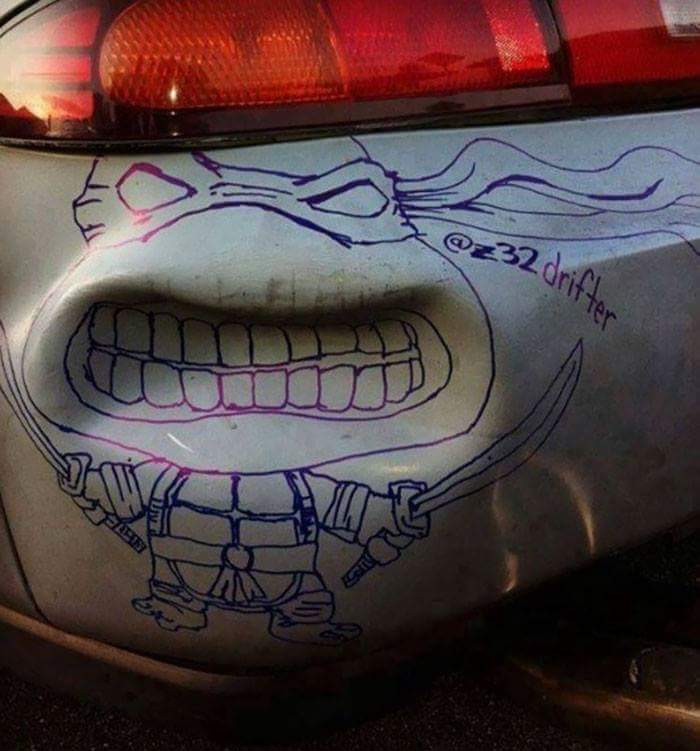 13 Top creative car makeovers that will leave you awestruck !!
