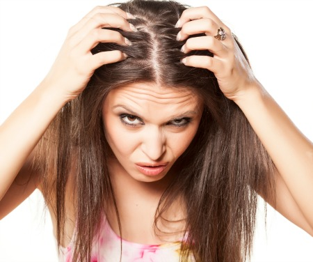 Want to get rid of dandruff..then follow this!