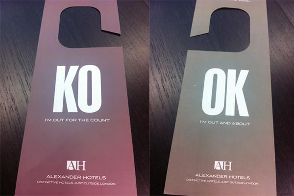 Signspotting  | 18 'Do not disturb' signs worth hanging on your door