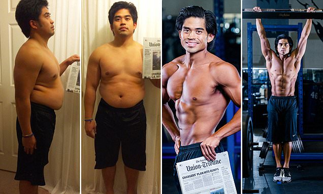 Epic Transformation: Patrick Magno