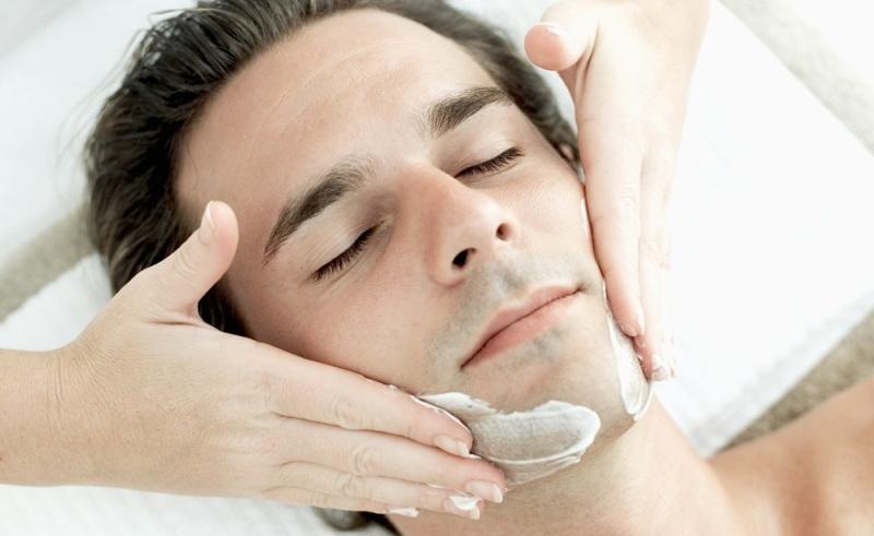 Facial care - not feminine anymore!!