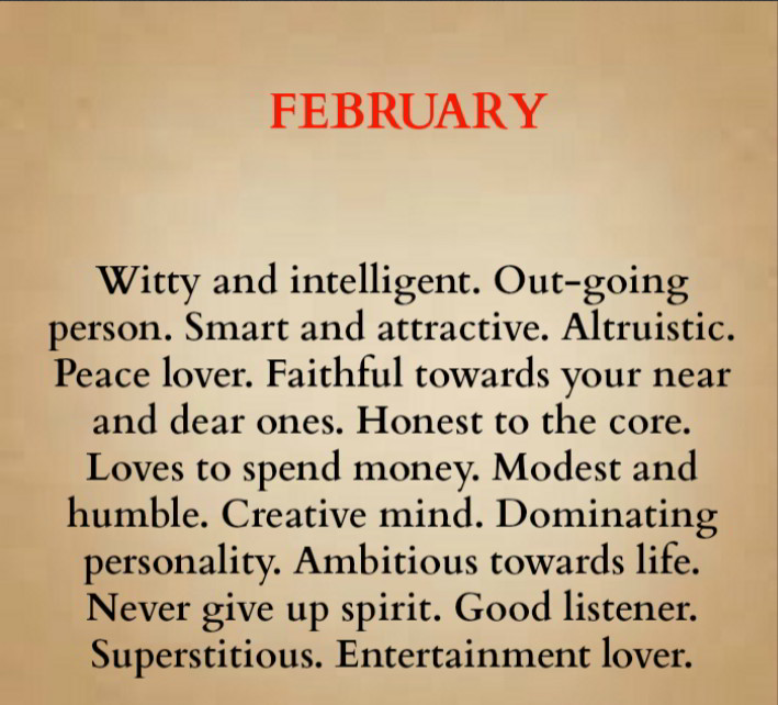 What Does Your Birth Month Say About Your Personality, Love Life and So Much More!