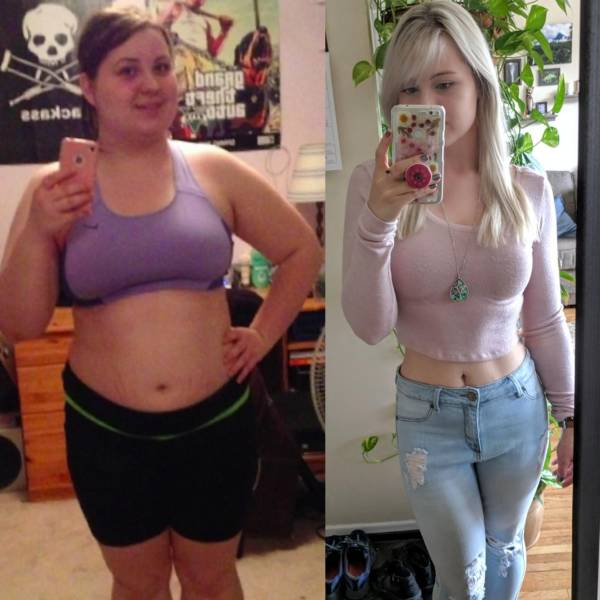 Epic Transformation: Feel The Difference (49 Pics)