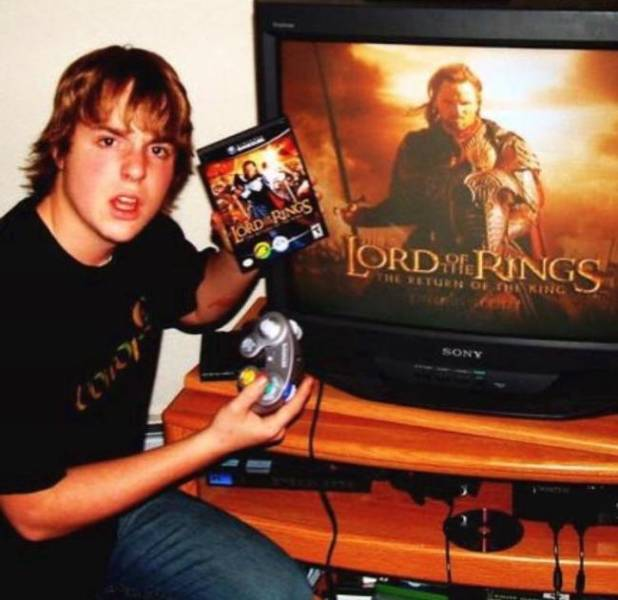 For All The Geeks And Gamers Out There (30 pics)