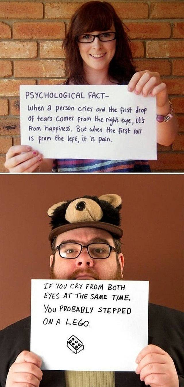 18 Funny  & Interesting Pictures