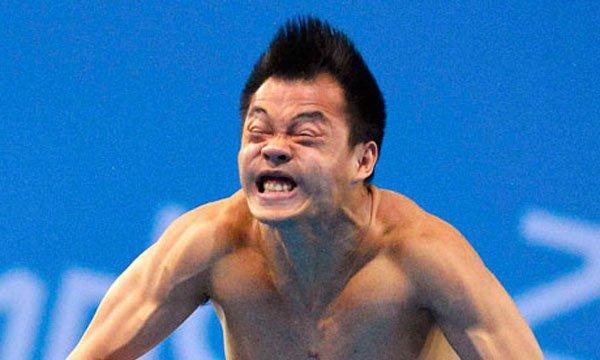 25 Funniest Olympics Photos