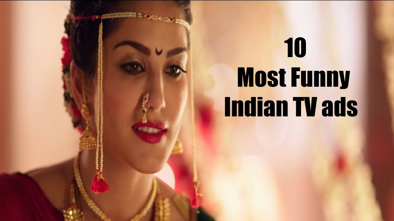 Top 10 ULTIMATE Funny Indian ADS compilation
