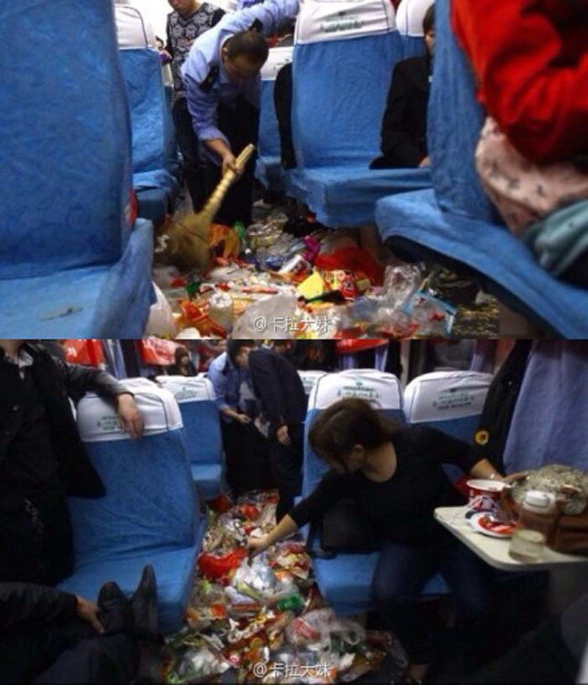 12 Pictures From Trains In China That Will Convince You To Never Board A Train Again
