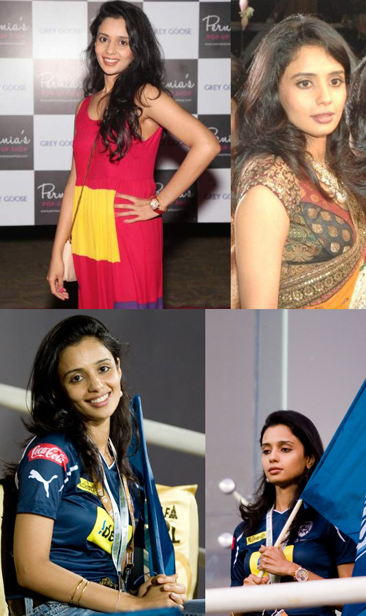The Ultra Rich and the Super Gorgeous Indian business Women !!