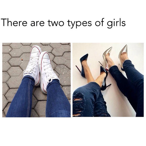 There Are Two Types Of Girls (15 Pics)