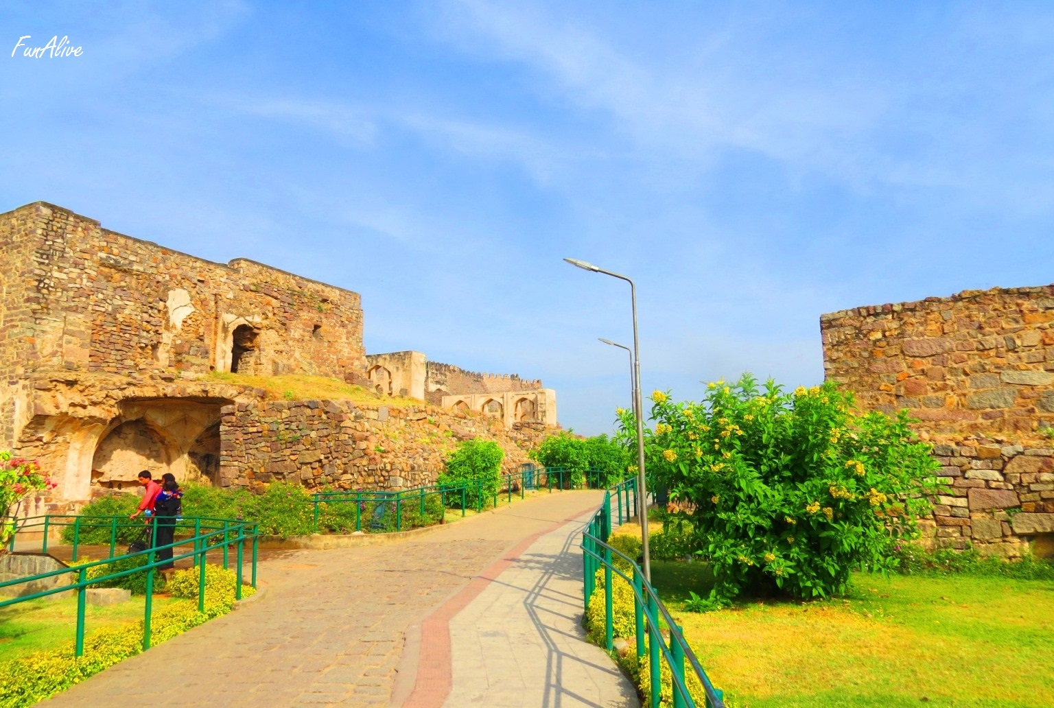 Golkonda Fort - The Majestic and Imposing Monument Of Hyderabad