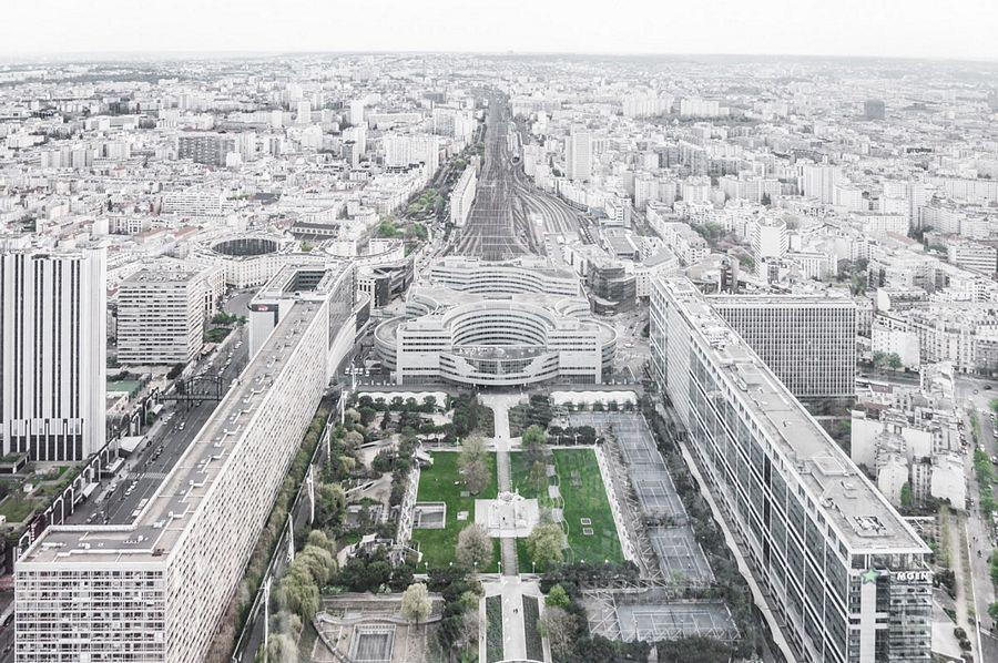 Stunning Photos That Show Paris Like You've Never Seen Before