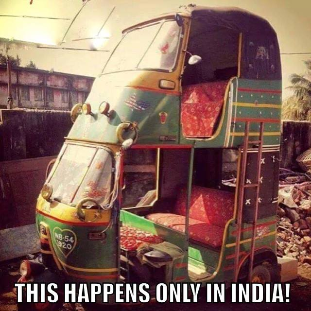 26 Funny  Photos - It Happens Only In India