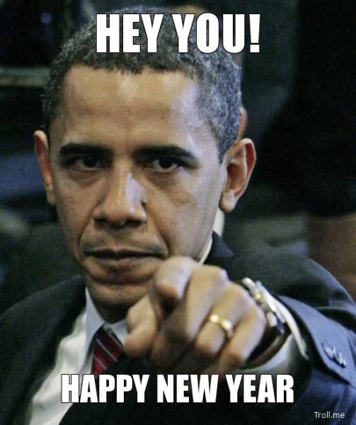 Happy New Year Dear People of FunAlive! - (32 pics + 1gif)