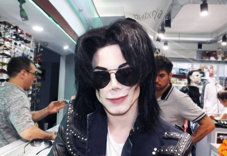 This Guy Spent More Than $28,000 To Become A Michael Jackson Doppelganger