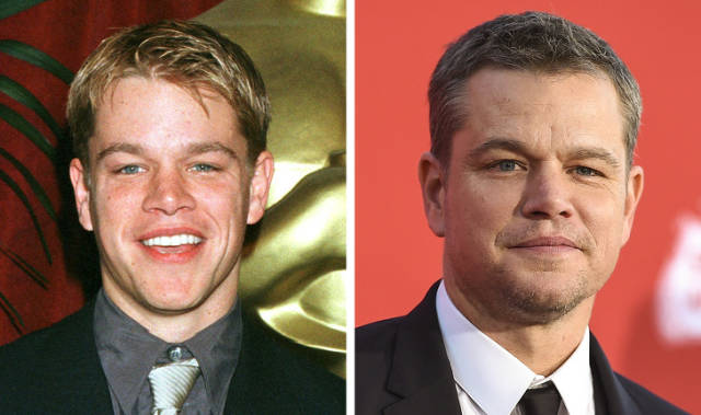 Hollywood Heartthrobs Who Seem To Only Look Better With Age (25 pics)