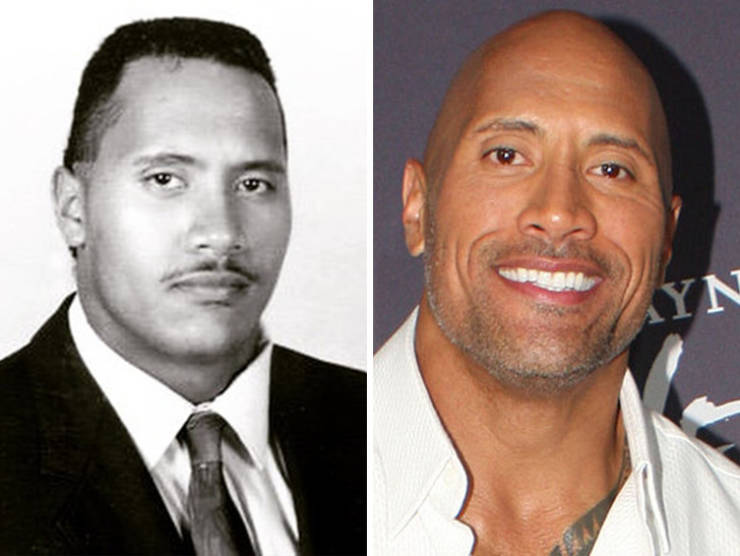 Hollywood Heartthrobs Who Weren't That Handsome Back In The School Days (15 pics)