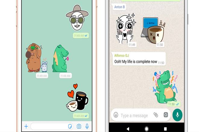 How To Download Stickers On WhatsApp ?