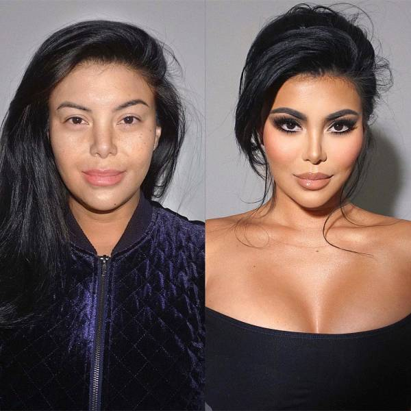 Makeup Magic - How Makeup Can Change Everything (25 pics)