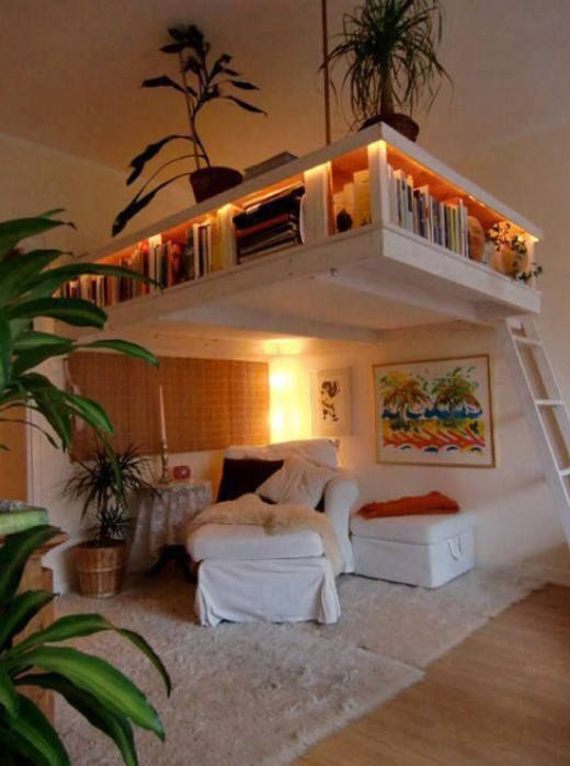 How To Turn The Small Size Of Your Flat Into Your Advantage (16 pics)