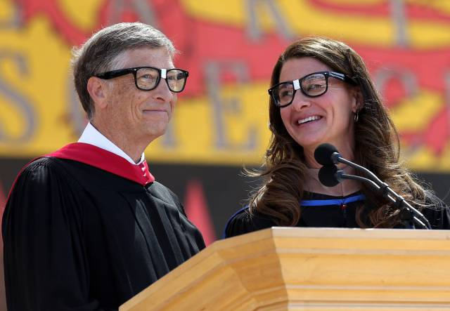 Impressive Facts About Bill Gates You Didn't Know (17 pics)