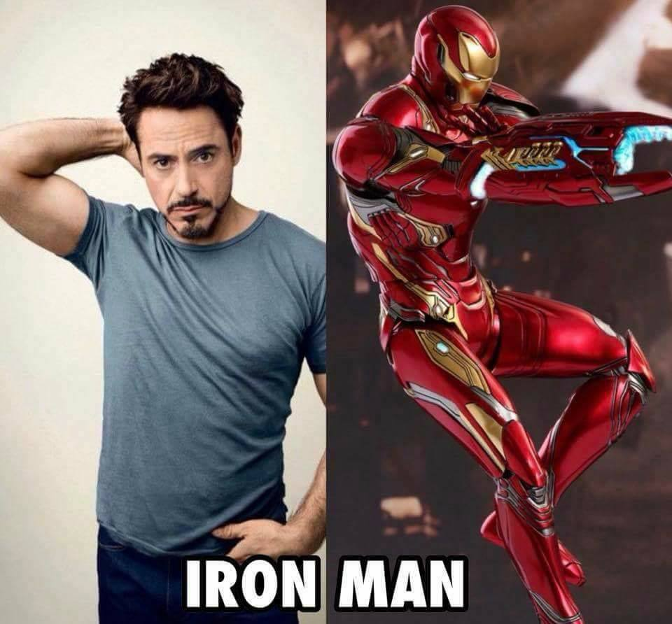 The Cast Of Avengers Is Probably The Most Expensive Cast In A Single Movie Ever (30 Pics)