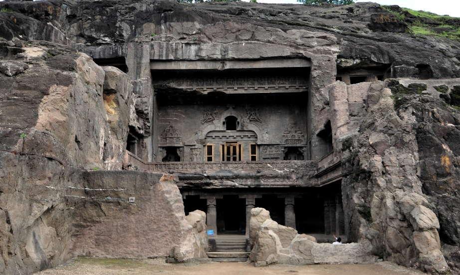 Most Amazing Kailash Temple in Ellora Caves, Maharashtra, India