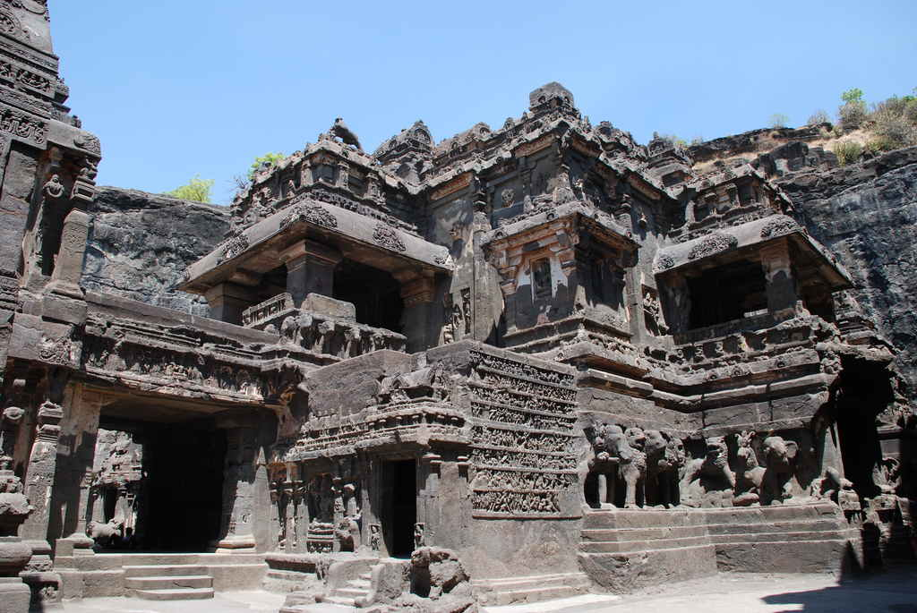 Image result for kailash temple