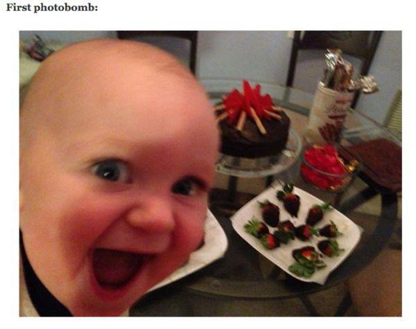 Kids adorably experiencing things for the first time (21 Photos)