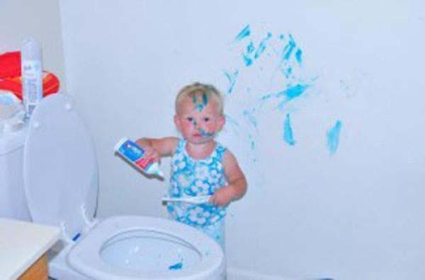 Kids Making Mess  - (29 Pics)