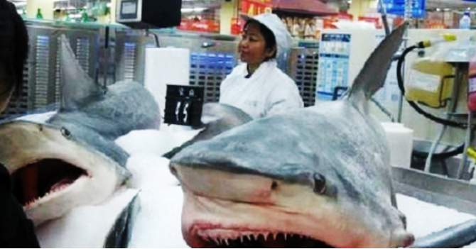 You'll Find These Disturbing Food Items Only In Chinese Walmarts