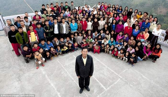 The Largest Family in the World!