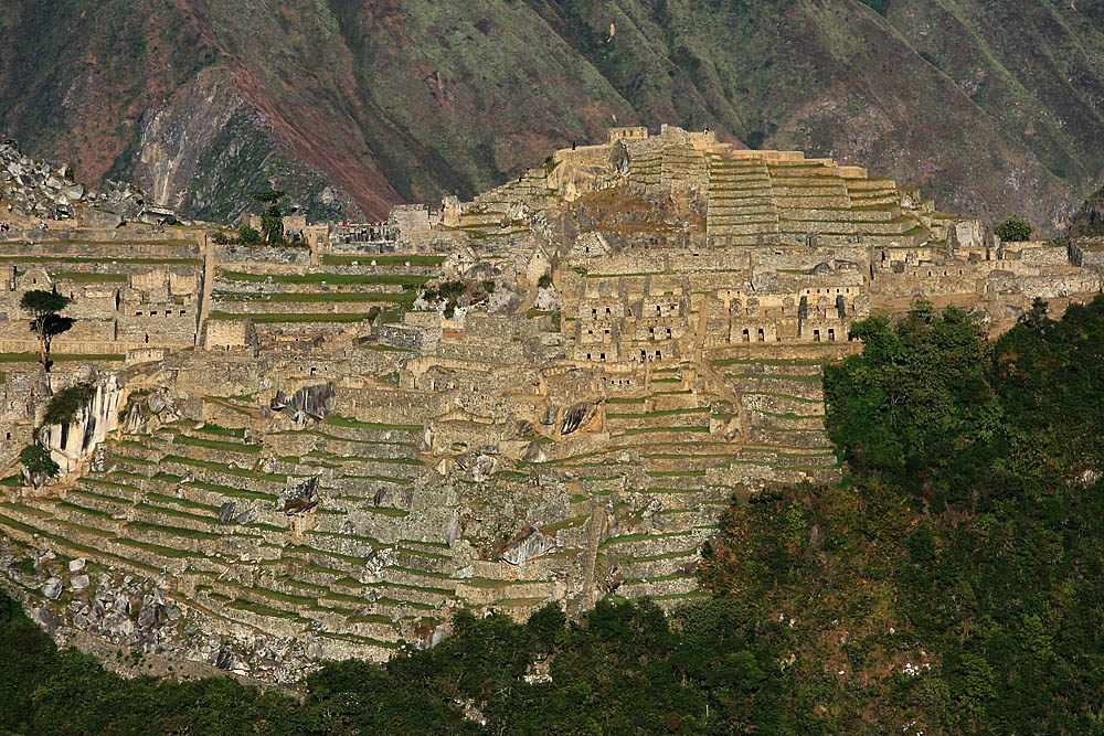 Machu Picchu - The Ancient City Of The Inca Empire, Peru