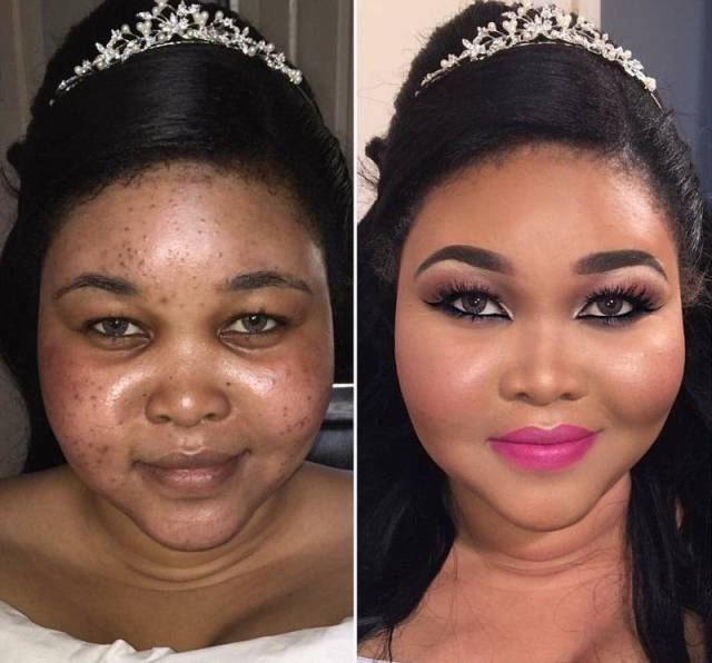 Make Up Is The Real World Magic (20 pics)