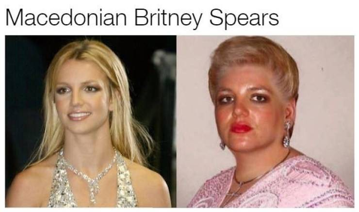 These Celebs Have Foreign Doppelgangers (21 pics)