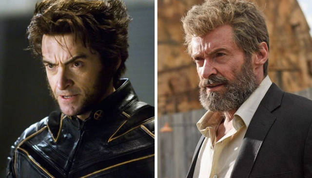 Marvel Heroes Win The 10 Year Challenge (34 pics)