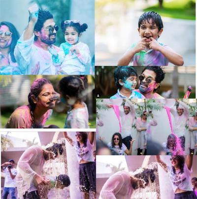 Happy Holi - Holi Picdump (60+ Pics)