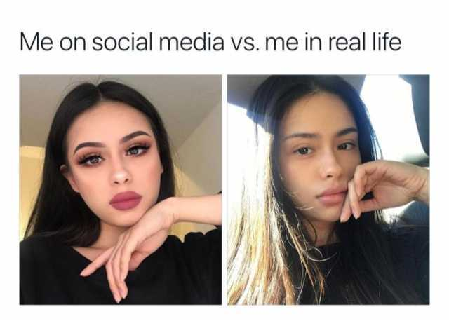 Social Media Vs Real Life (30 Pics + Videos)