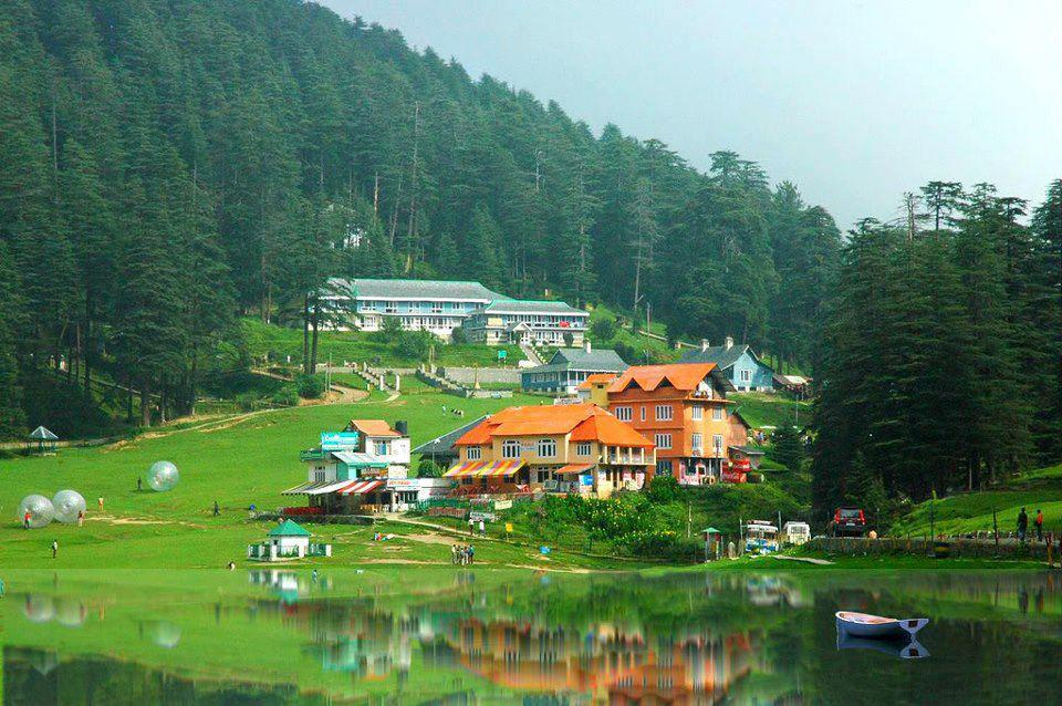 Mini Switzerland Of India, Khajjiar, Himachal Pradesh