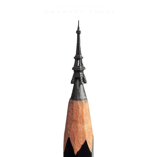 13 Insane Miniature Pencil Sculptures!
