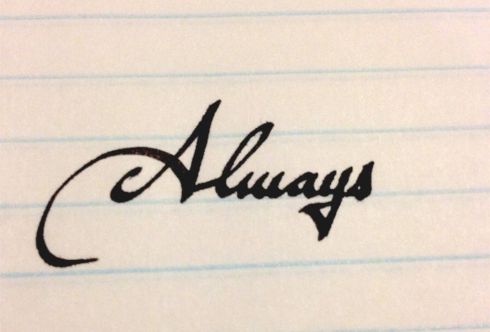 Most Beautiful Handwriting In The World (31 Pics)