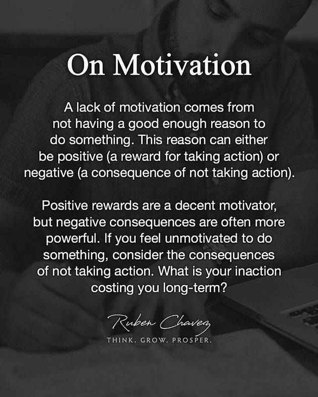 Motivation Is Going To Get You! (25 Quotes)