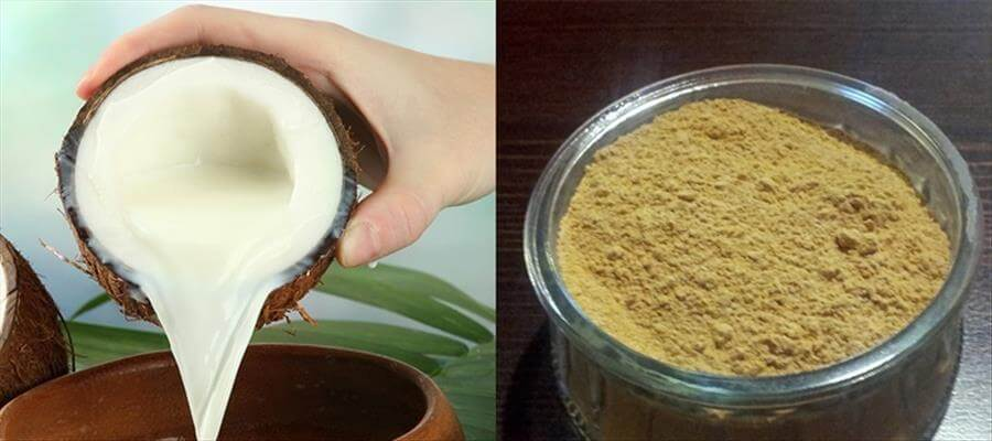 Multani Mitti face pack for instant glow!